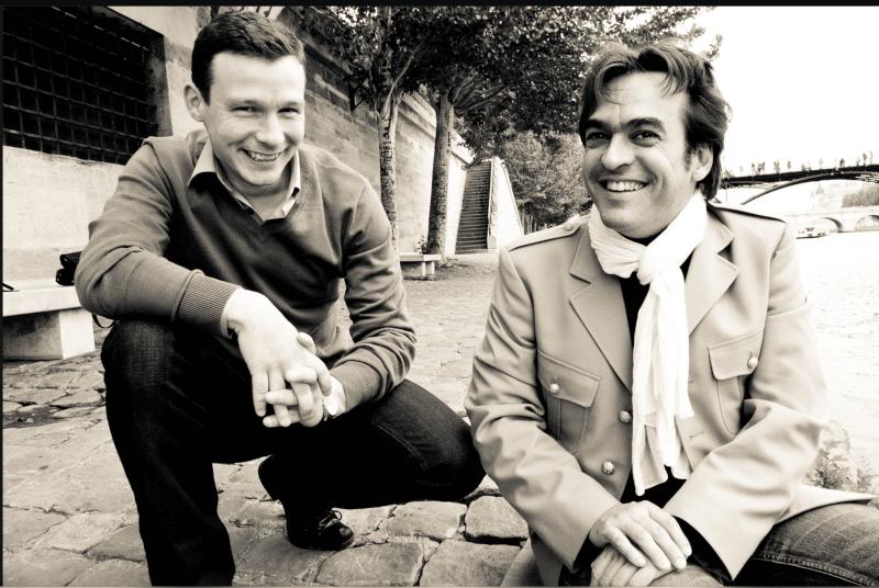 Jean-Sébastien Blanck & Jonathan Bousmar
