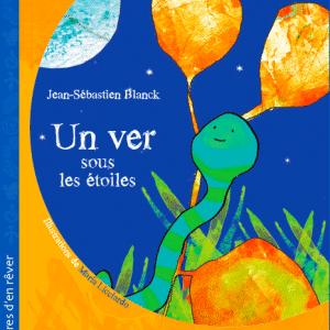 Un vers sous les étoiles couverture