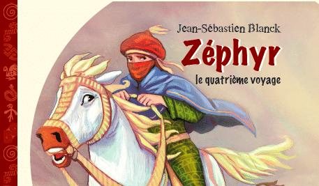 Zéphyr tome 2, nouveau roman illustré