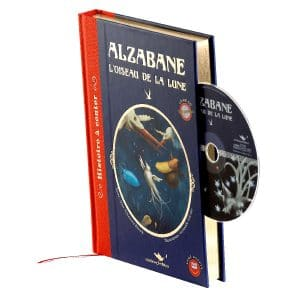 Alzabane CD audio relief