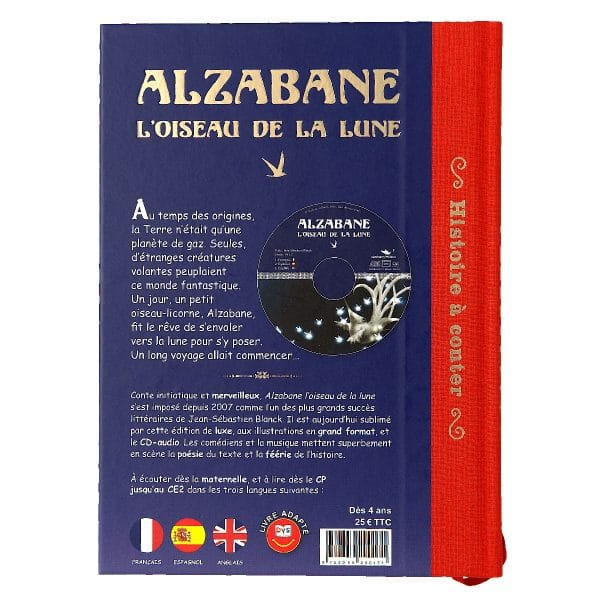 Alzabane CD audio 4ème