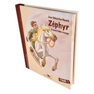 Zephir tome 1 relief