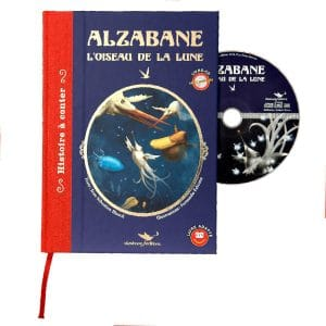 Alzabane version CD audio