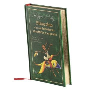 Pinocchio relief