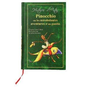 Pinocchio couverture