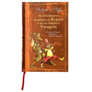 Renard et Ysengrin couverture