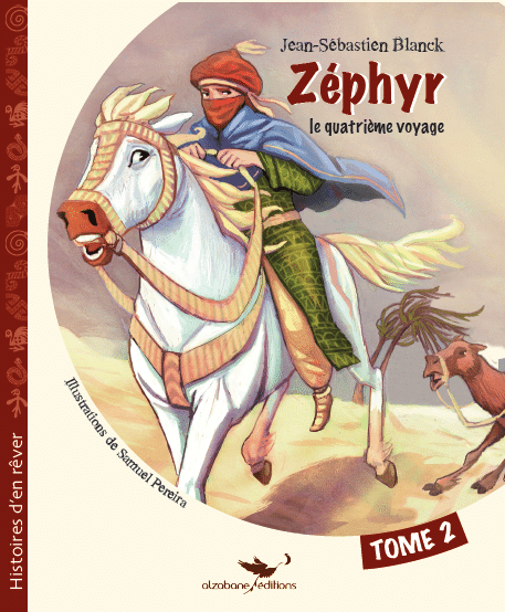 Zephir tome 2 couverture