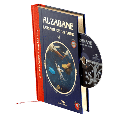 Alzabane, l'oiseau de la lune en version CD